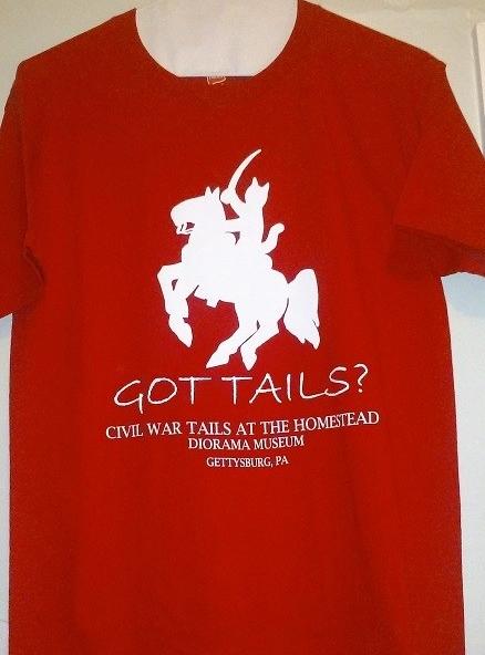 01 t-shirt - Got Tails
