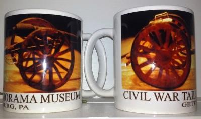 02 mug - Cannon & limber