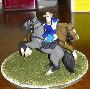 04 dome - large, cavalry