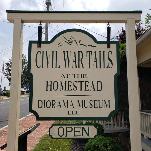 2019-08-15 new Homestead sign