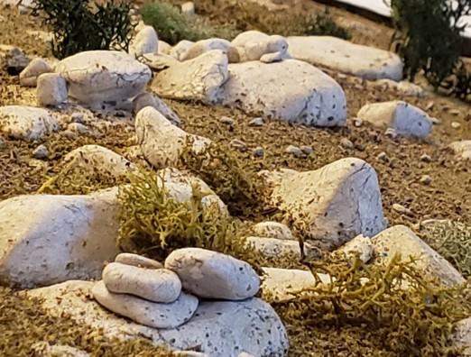 Little Round Top rocks (DAS)