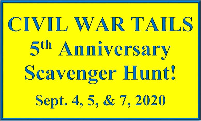CWTH scavenger hunt