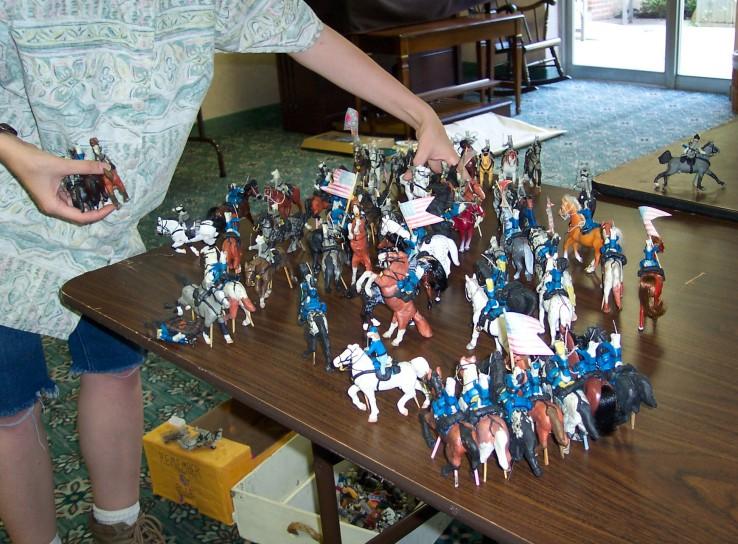 2020-10-10 Setup 03 cavalry